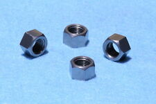 3/8 Cycle CEI Stainless Nuts Semi Polished 0.525 A/F Norton Triumph Vintage BSA