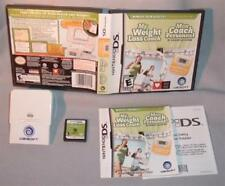 GAME NINTENDO DS My Weight Loss Coach w/PEDOMETER DSI