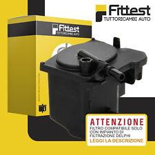 Filtro Gasolio Citroen C3 C2 C4 1.6 HDi Ford Fiesta Focus C-Max Fusion 1.6 TDCi