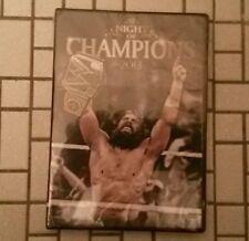 WWE: Night of Champions 2013 DVD Region 1, NTSC