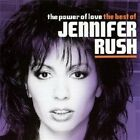 "JENNIFER RUSH ""THE POWER OF LOVE-THE BEST OF..."" CD NEUWARE"