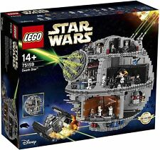 Lego 75159 Death Star-Ultimate Collection NEW SEALED FREE UK EXPRESS DELIVERY