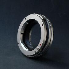LM-NEX Leica M Voigtlander Lens to Sony E Mount Macro Brass Close Focus Adapter