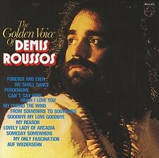 Demis Roussos - The Golden Voice Of Demis Roussos / Philips CD 1987