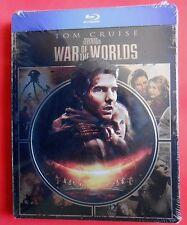 film blu ray steelbook metal box war of the worlds tom cruise steven spielberg v