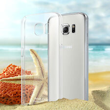 IMAK Transparent Crystal Clear Hard Case Skin Cover Shield For Samsung Galaxy S7