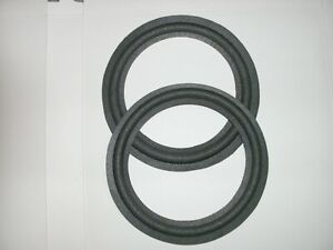"One pair of 11"" AVID foam surrounds. eg  AVID 270  etc.. See list."