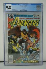 MARVEL COMICS CGC 9.8 THE AVENGERS #179 1/79 WHITE PAGES