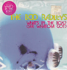 The Boo Radleys-Whats In The Box cd single sealed