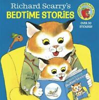 Richard Scarry's Bedtime Stories (Pictureback(R)) by Scarry, Richard