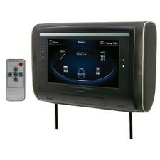 """Power Acoustik H94 9"""" Headrest Monitor Unit 3 Color Skins"""
