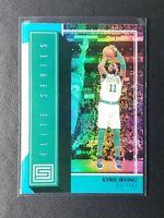 2018-19 Status Basketball Kyrie Irving Elite Series Teal Holo, Celtics