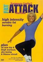 Fat Attack - Rosemary Conley Exercise Fitness Workout Training New Region 2 DVD