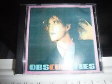 "Cure RARE Import Cd ""Obscureties"" rock modern alternative indie Cool Buy!"