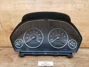 ✅12-18 OEM BMW F30 F36 F32 F33 335 435 Instrument Cluster Speedometer MPH w/ HUD