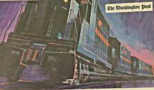 1966 Anatomy Railroad Accident, Washington Post Supplement