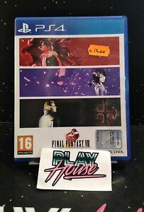 Final Fantasy VIII 8 Remastered PS4 Playstation 4 PAL ITA Usato Completo