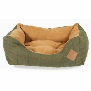 Danish Design Snuggle Hunter Tweed Bed   Dogs, Cats