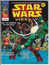 Marvel Comics - Star Wars - #15 1978 - UK Weekly