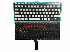 "New Macbook Air Russian клавиатураV Keyboard 13"" A1369 A1466 2011-2014+Backlight"