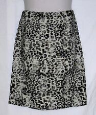 DRESSBARN – SKIRT – ANIMAL PRINT – MULTI-TIERED STRETCH – SIZE XL – NWT $32