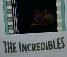 Disney/Pixar Animation Authentic Film 5-Cell Strip THE INCREDIBLES Dash
