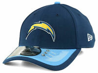 Los Angeles Chargers New Era 39THIRTY NFL Sideline Flex Fit hat cap size M/L