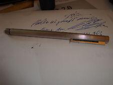 LAMY füller sterling silber 925 + weißgold feder 585