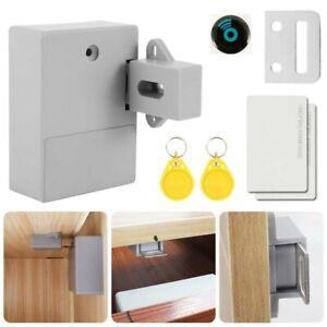 Digital Hidden Door Lock Automatic Electronic RFID Smart Keyless Security Card