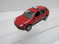 MES-48860Schuco 1:87 PKW Feuerwehr sehr guter Zustand,ohne Original Verpackung,