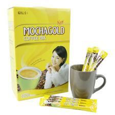 DAMTUH Mocha Gold Coffee Mix - Instant Coffee Mix Sticks Packets, 100 Sticks