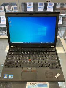 pc portable Lenovo X230 I5-3320M 2.60ghz 4Go 320Go HDD 12.5 mat Windows 10 Pro
