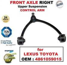 FRONT AXLE RIGHT Upper SUSPENSION CONTROL ARM for LEXUS TOYOTA OEM : 4861059015