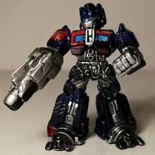 Película Transformers Robot Heroes Best Buy daño De Batalla Optimus Prime 2007