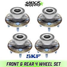 2009-2016 Cadillac CTS V V8 RWD 4 Wheel Hub Bearings OEM X-Tracker SKF BR930555