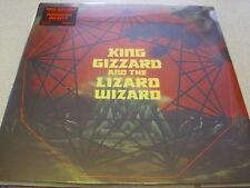 King Gizzard & The Cap Lizard Wizard-nonagon Infinity-LP Vinyl // NEUF // DL