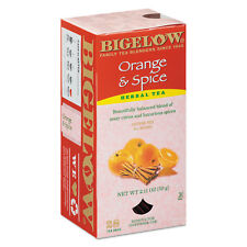 Bigelow Orange and Spice Herbal Tea 28/Box 10398