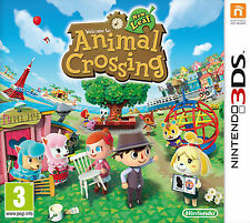 Animal Crossing: New Leaf Nintendo 3DS 3+ Rated Video Games