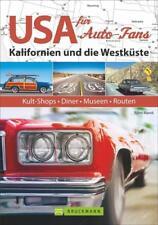 USA für Auto-Fans: Kalifornien und die Westküste - Björn Marek - 9783734309649