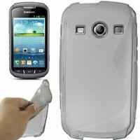 Téléphone Portable Étui de Protection Housse TPU Pare-chocs Pour Samsung Galaxy