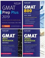 GMAT Complete 2019: The Ultimate In Comprehensive Self-Study For GMAT#6787