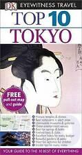 DK Eyewitness Top 10 Travel Guide: Tokyo, , New Book