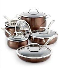 Belgique Aluminum 11-Pc. Cookware Set