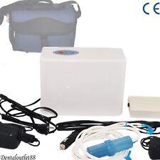 3L/MIN Portable Oxygen Concentrator Generator Health Care + Battery + case Home