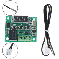 DC12V W1209 Digital Cool/Heat Thermostat Thermometer Temperature Controller