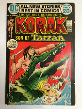 Korak Son of Tarzan #47 Comic Book DC 1972