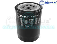 Meyle Oil Filter, Screw-on Filter 28-14 322 0001