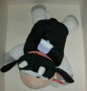 "NWT Melissa and Doug Cuddle Cow 🐄 28"" Large Plush Stuffed Animal Pillow NEW"