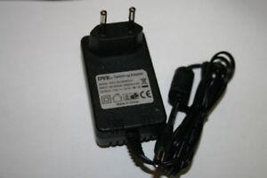 DVE Netzteil / Adapter 12V= 1A Output NEU !