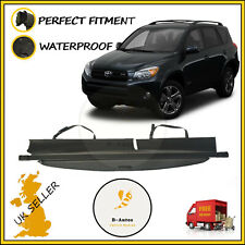 FITS TOYOTA RAV-4 2006-2013 Rear Parcel Shelf load Cover Panel Black